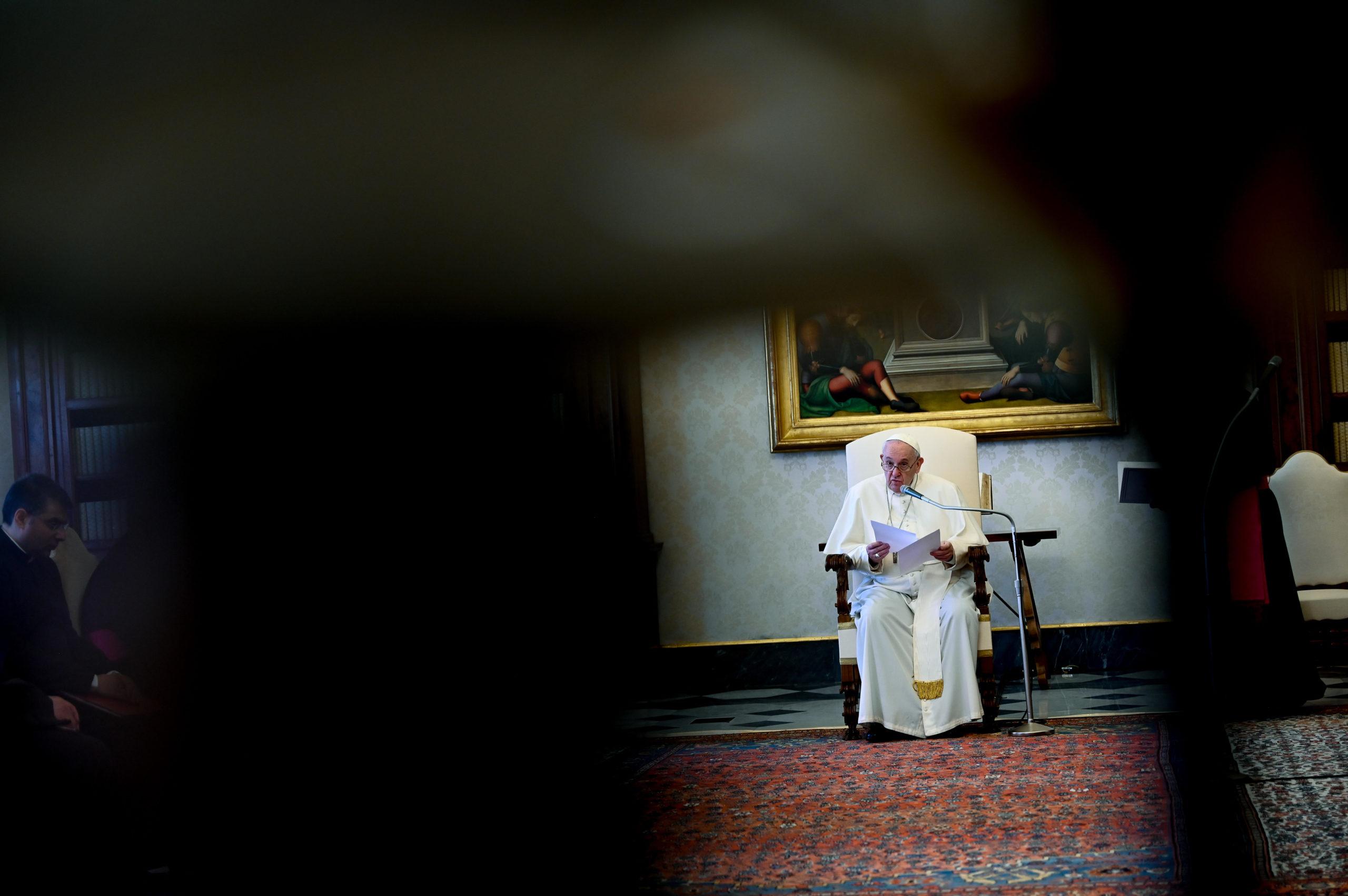 Audience générale du 5 mai 2021 © Vatican Media