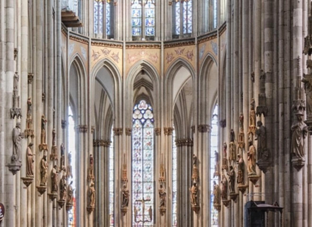 Cathédrale de Cologne © www.koelner-dom.de