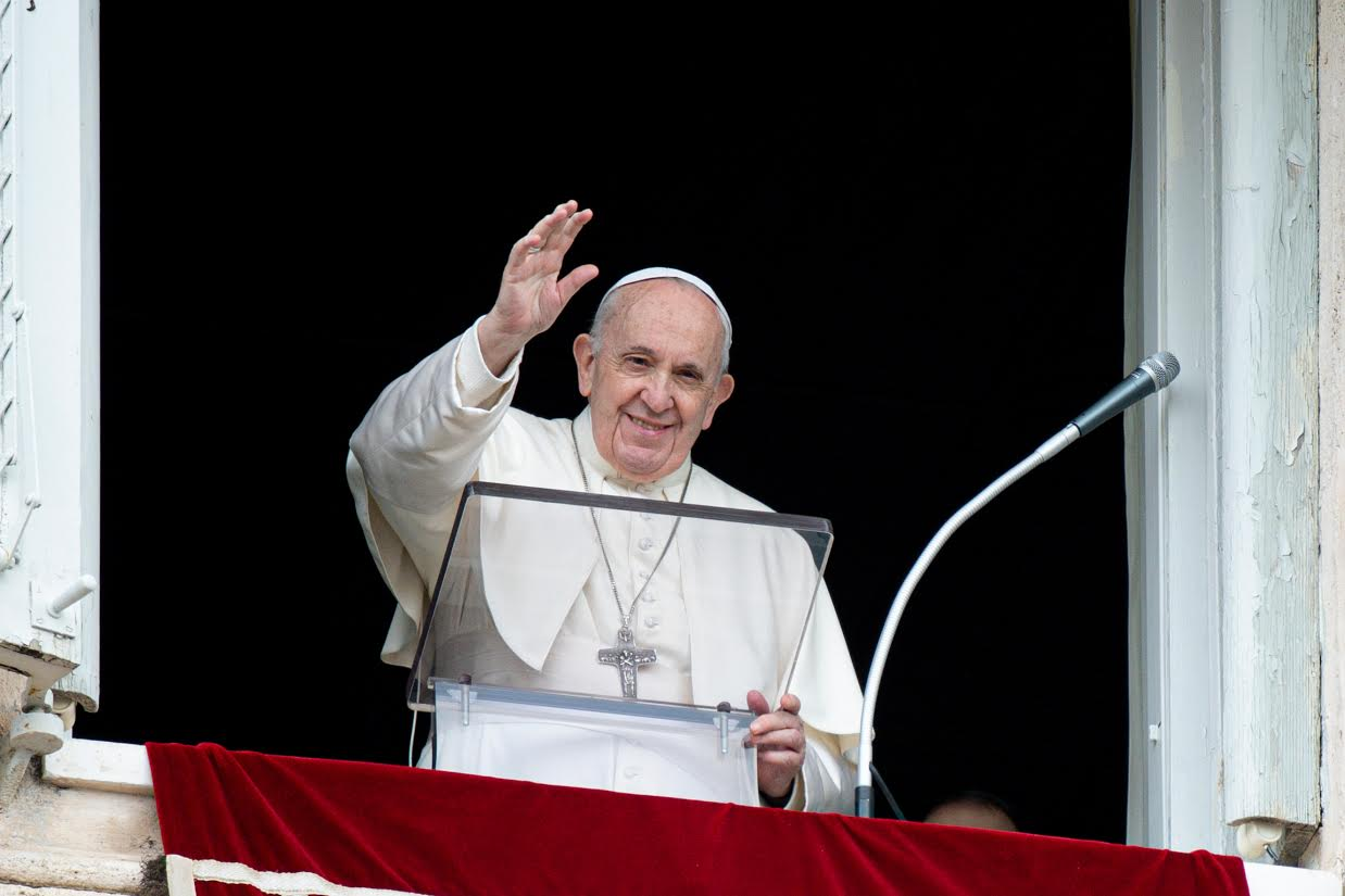 Regina Caeli, 2 mai 2021 © Vatican Media