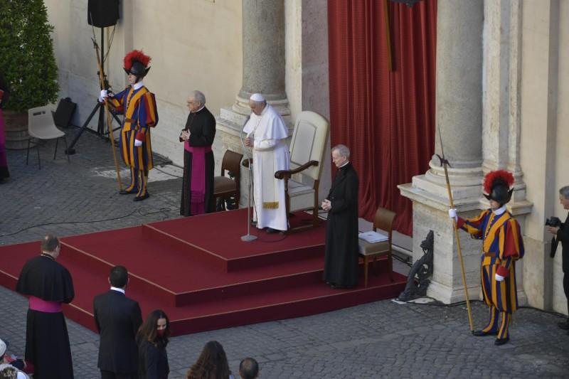 Audience générale du 26 mai 2021 © Vatican Media