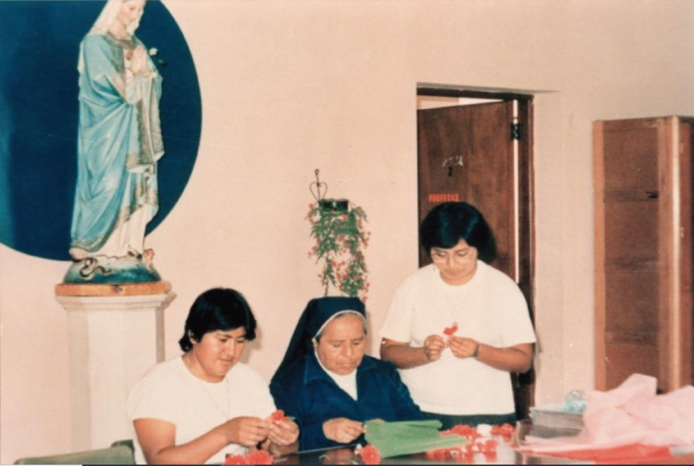 Aguchita, martyre péruvienne missionebuonpastore.org