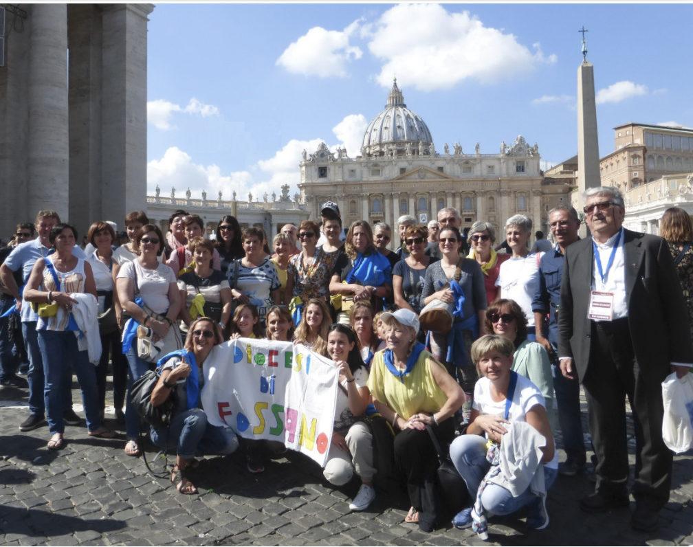 Jubilé de la Miséricorde des catéchistes capture @ diocesifossano.org