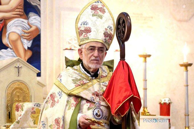 Patriarche Grégoire XX Ghabroyan @ CEF