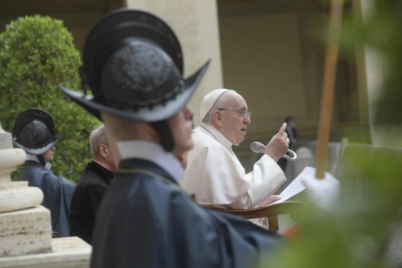 Audience générale du 19 mai 2021 © Vatican Media