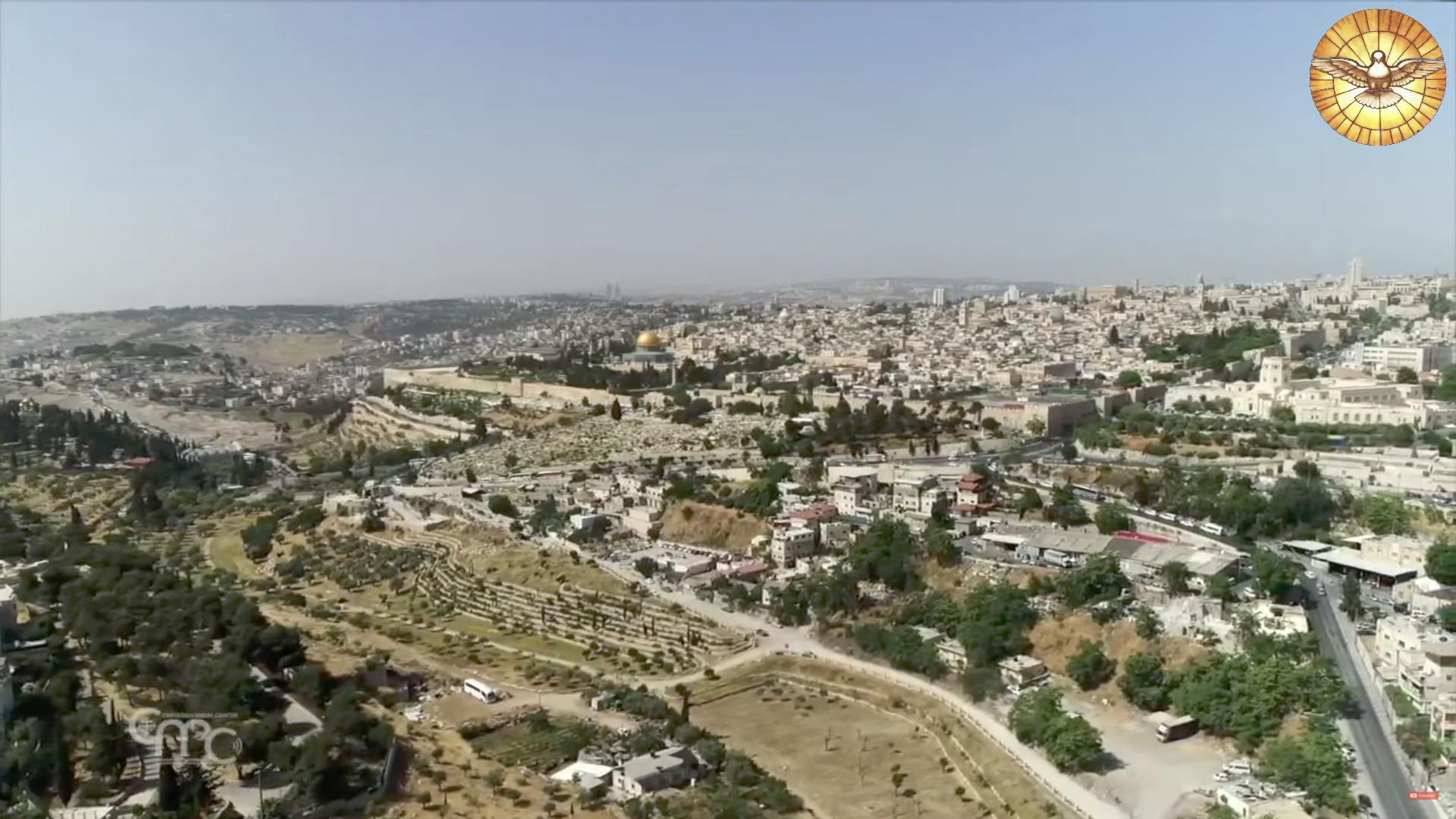 Jérusalem, capture @ Charis