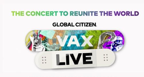 Concert Vax Live