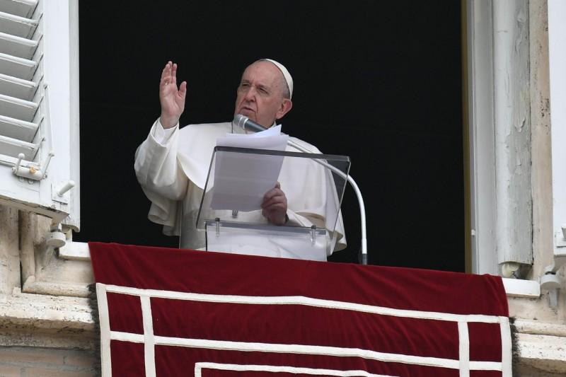 Angélus du 20 juin 2021 © Vatican Media