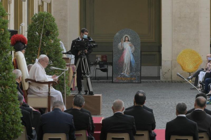 Audience générale du 9 juin 2021 © Vatican Media