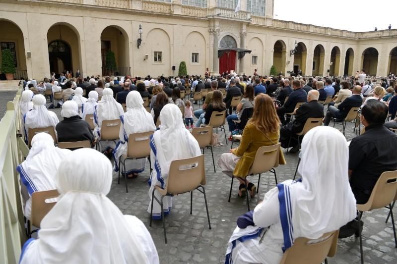 Audience générale du 2 juin 2021 © Vatican Media