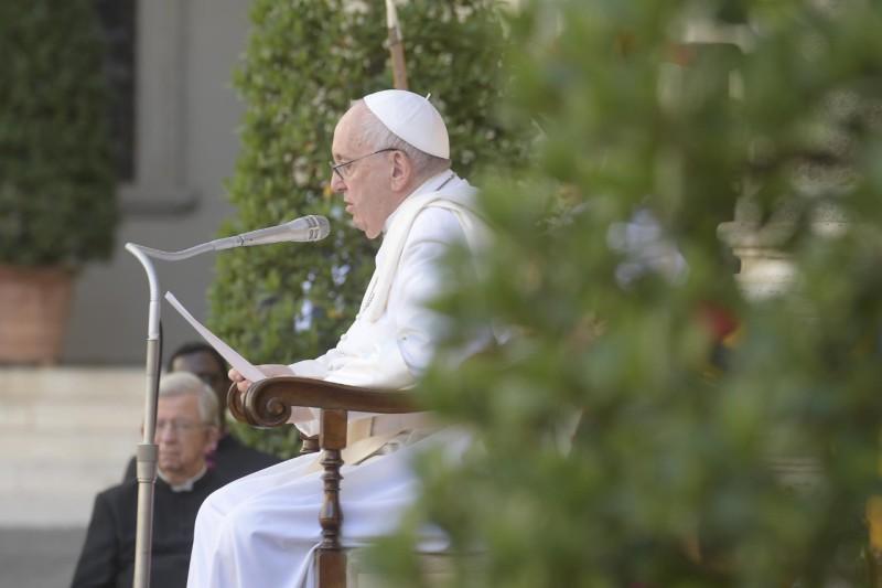 Audience, 30 juin 2021 © Vatican Media