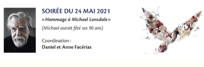 Soirée hommage à Michael Lonsdale, Diaconie de la Beauté