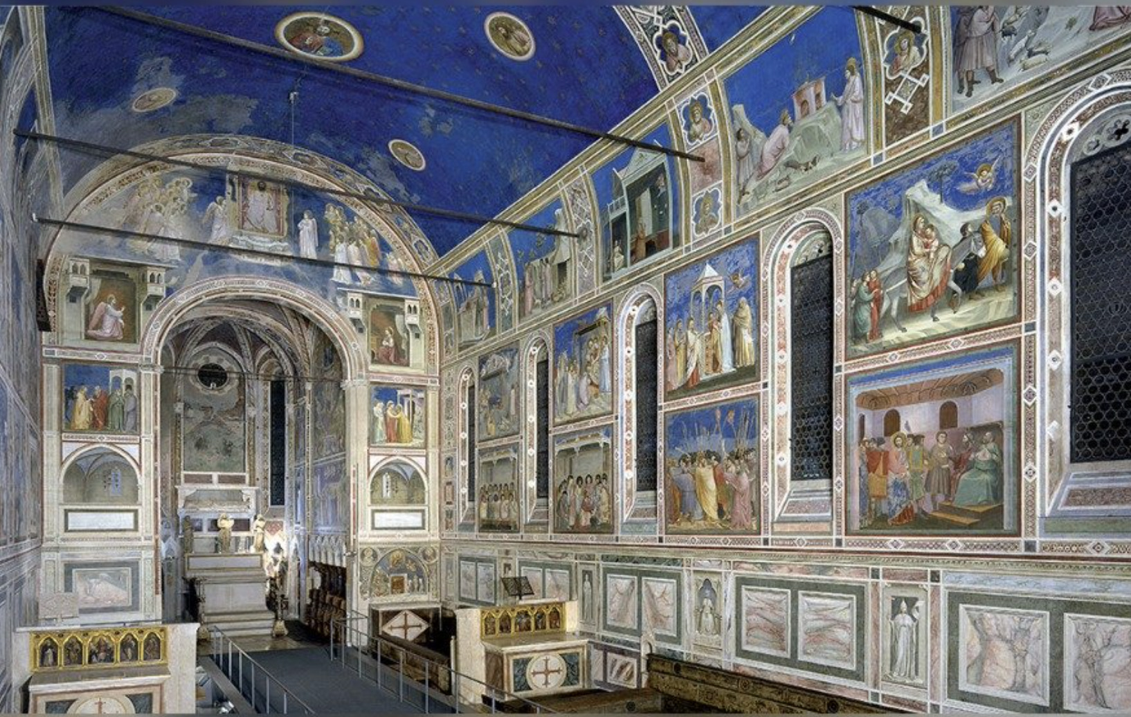 Fresques de Giotto, Padoue © Vatican News