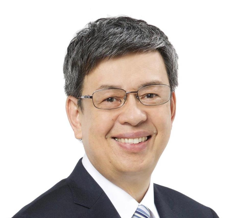 Le prof. Chen, Chien-jen, ancien vice-président de Taïwan © ambassade de la République de Chine à St Lucia