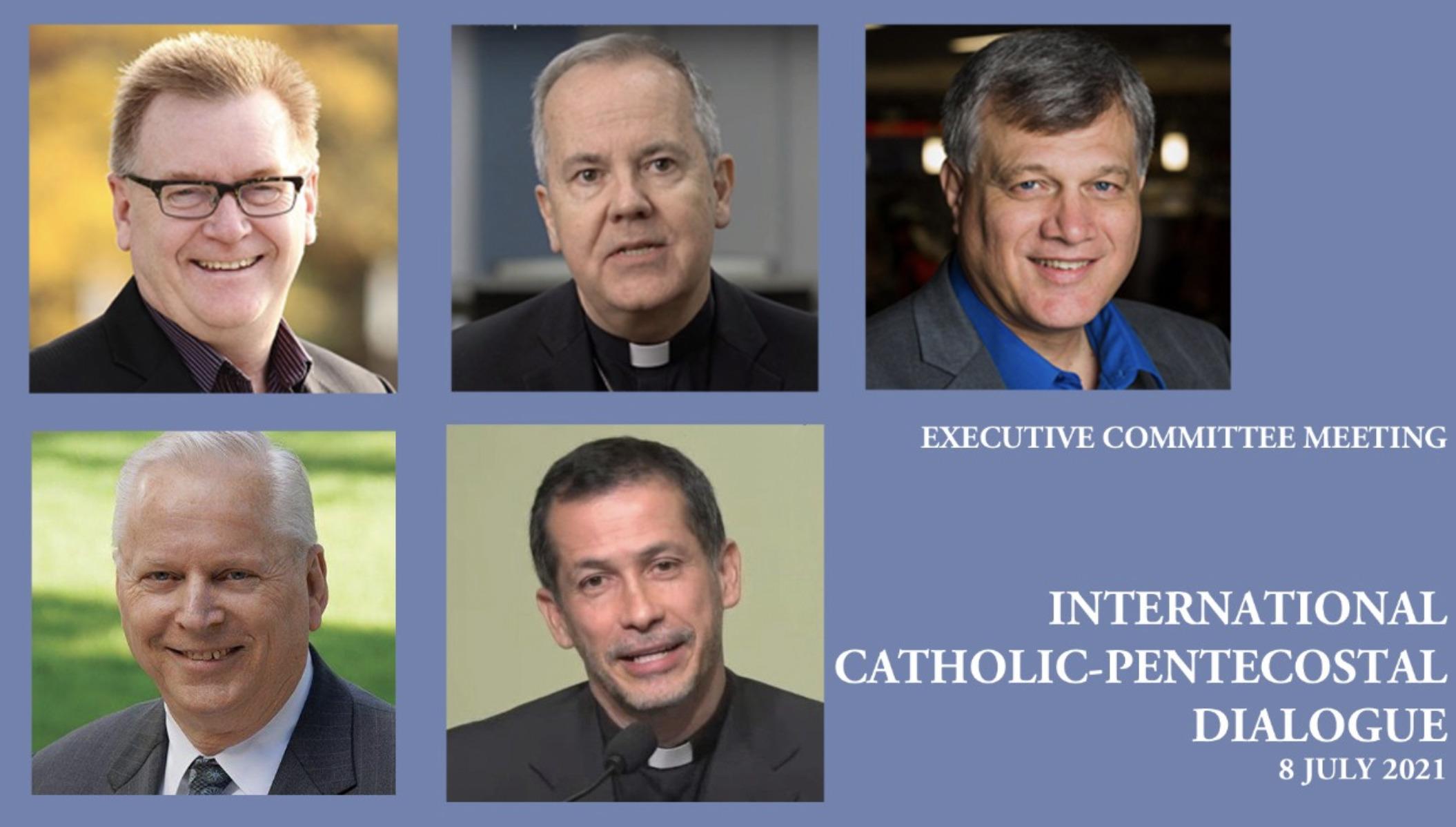 Dialogue international catholique pentecôtiste