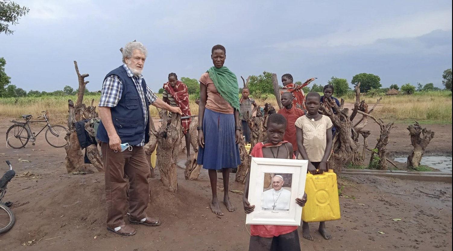 La communauté d'Apeitolim à Moroto (Ouganda), capture / Vatican News