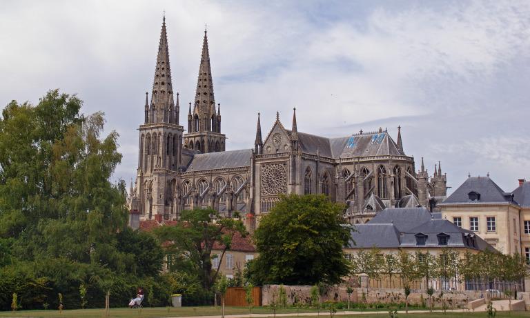 Cathédrale Notre-Dame de Sées ©therese-de-lisieux.fr