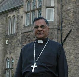 Mgr Joji Govindu, Namlgonda (Inde) © cathedrallancaster.blogspot.com