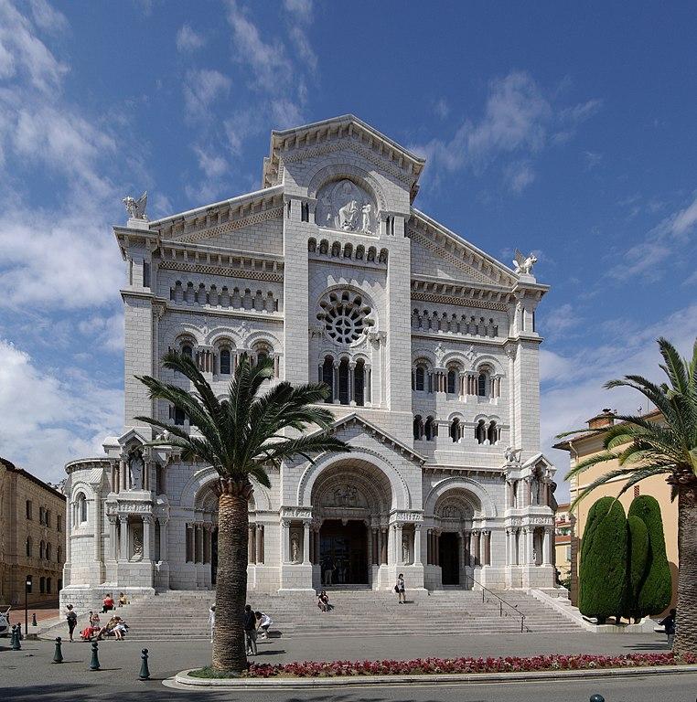 Cathédrale de Monaco, Wikimedia Commons©Berthold Wernerld Werner