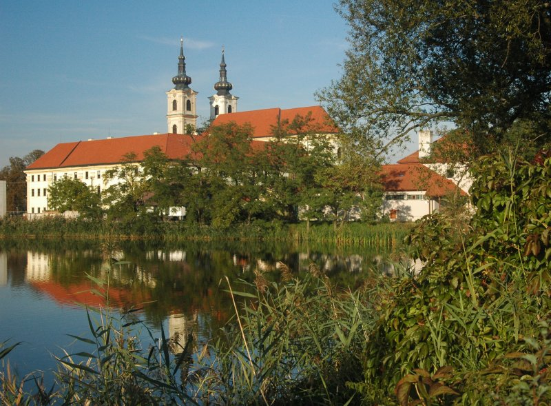Basilique de Sastin (Slovaquie) © wikimedia commons / Stanislav Doronenko