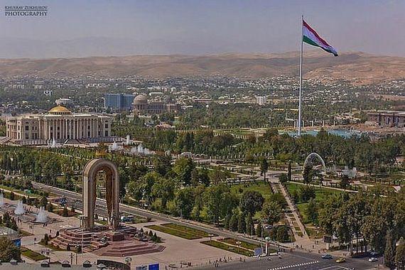 Duschanbé, Tadjikistan © wikimedia commons / Шухрат Саъдиев