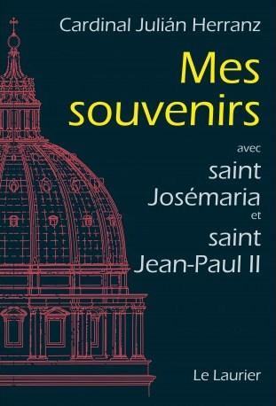 """""""Mes souvenirs"""", card. Herranza © Le Laurier"""