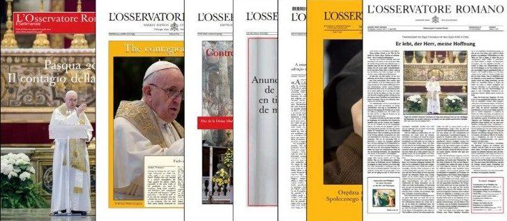 """Bailamme"" © L'Osservatore Romano"