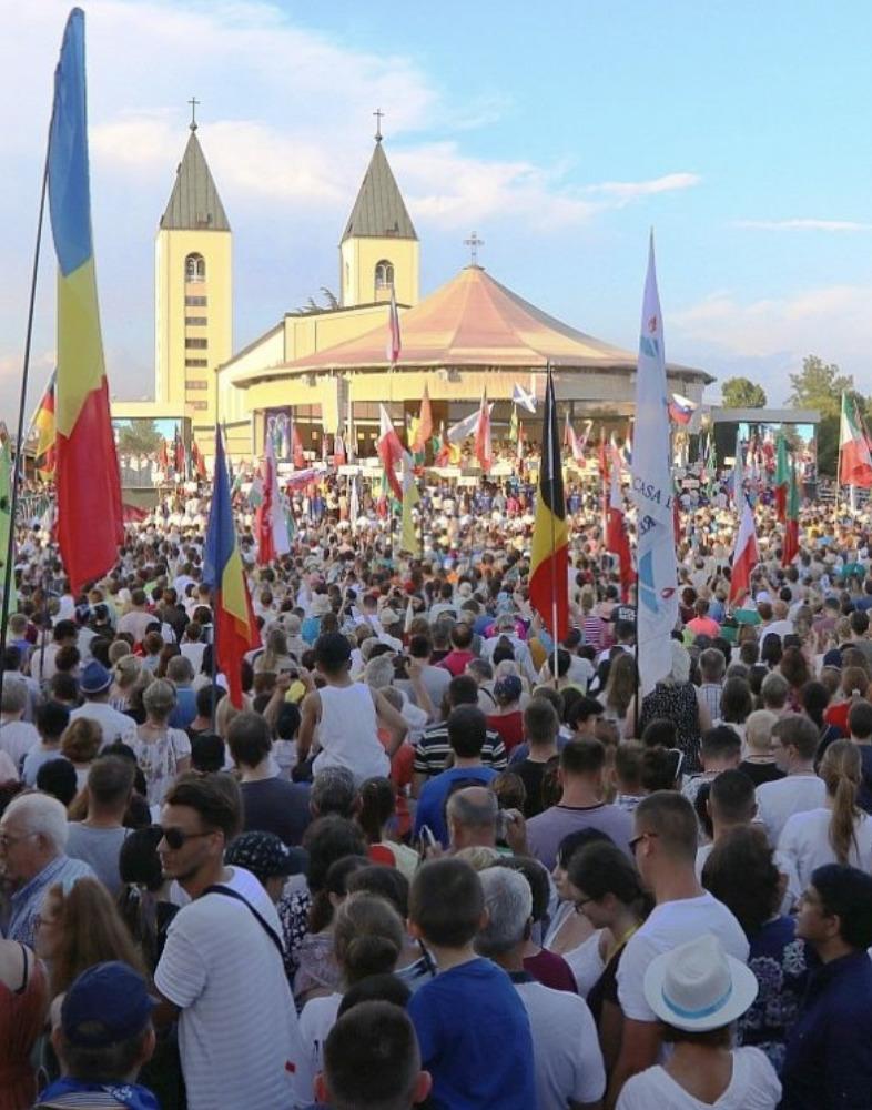 © 32e Festival des jeunes de Medjugorje