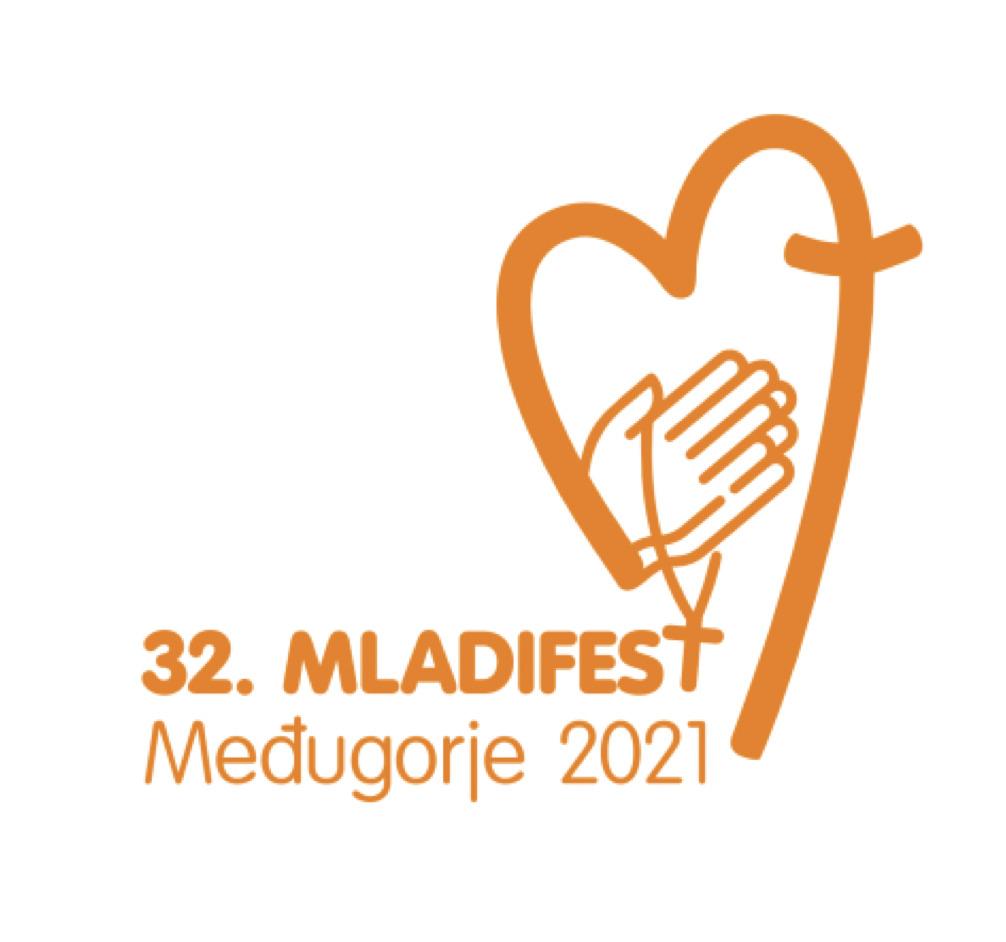 Logo © 32e Festival des jeunes de Medjugorje