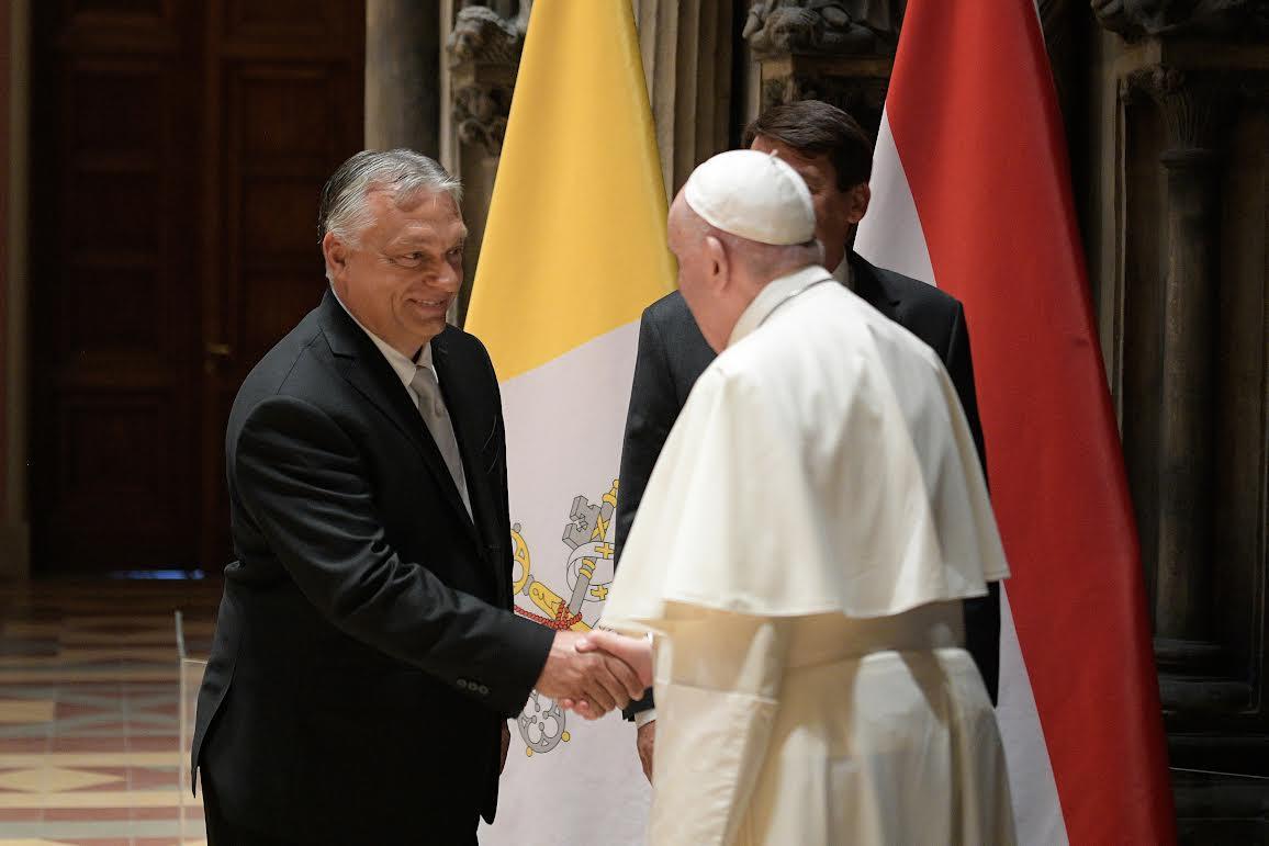 M. Viktor Orban © Vatican Media
