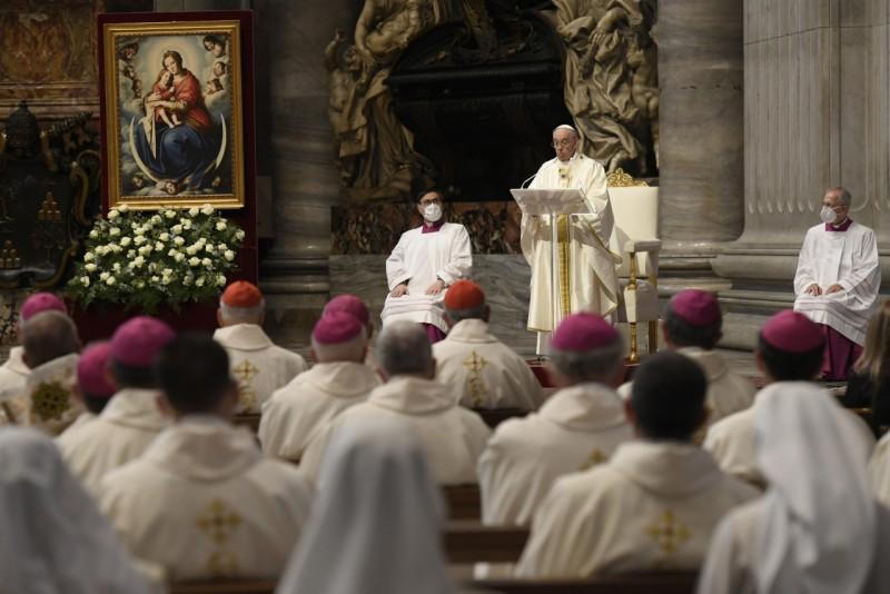 50 ans du CCEE © Vatican Media