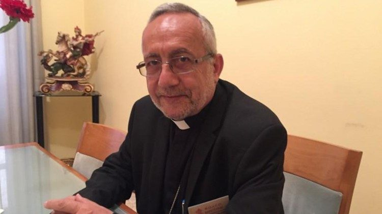 Patriarche arménien Raphaël Bedros XXI Minassian © Vatican News