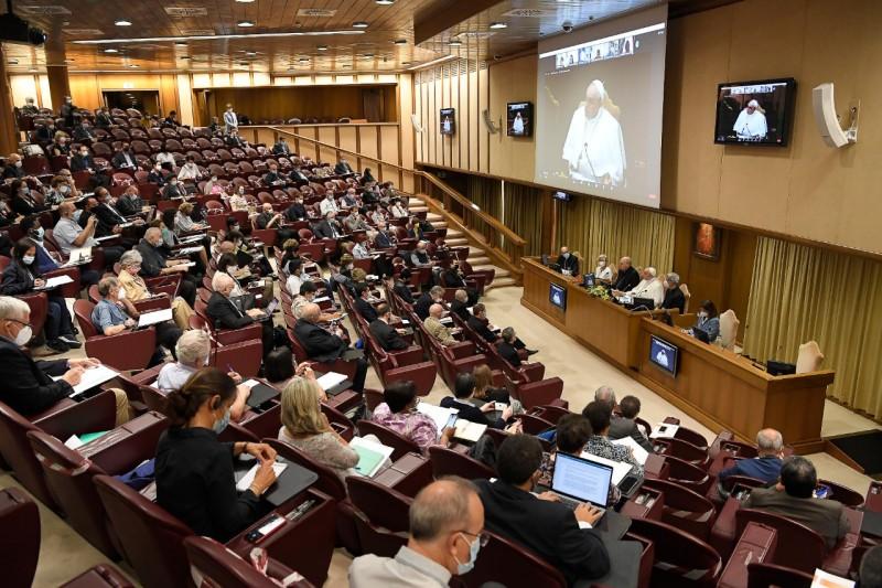 Associations de laïcs, 16 sept. 2021 © Vatican Media