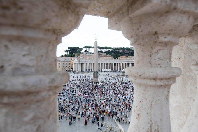 Angélus, 19 sept. 2021 © Vatican Media