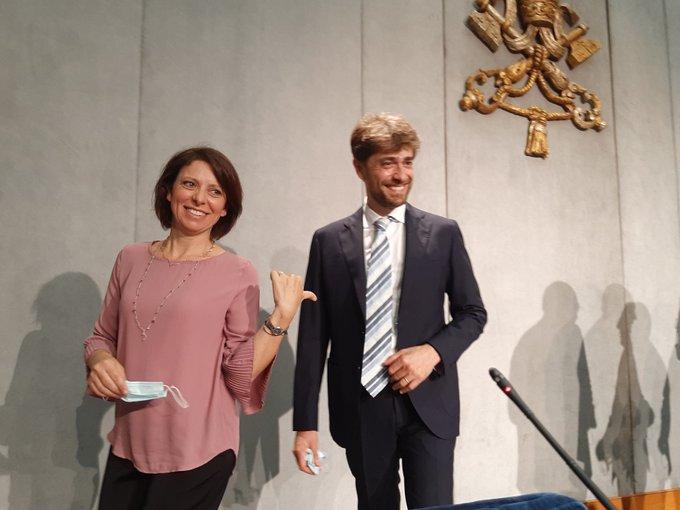 Elisabetta et Giovanni Scifoni © Zenit / Anita Sanchez