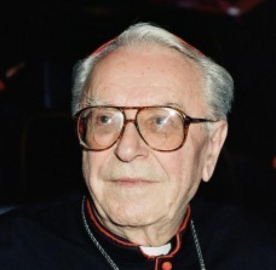 Cardinal slovaque Ján Chryzostom Korec © vatican.va
