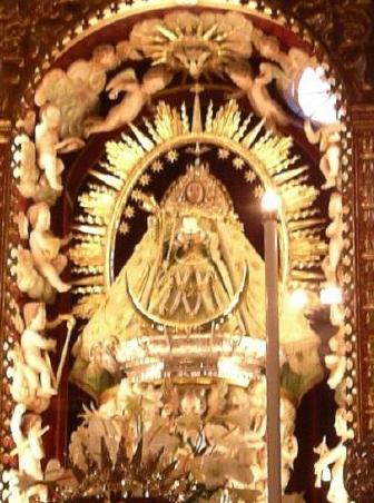 Notre Dame des Neiges (La Palma, Canaries) © wikimedia commons / DVP19