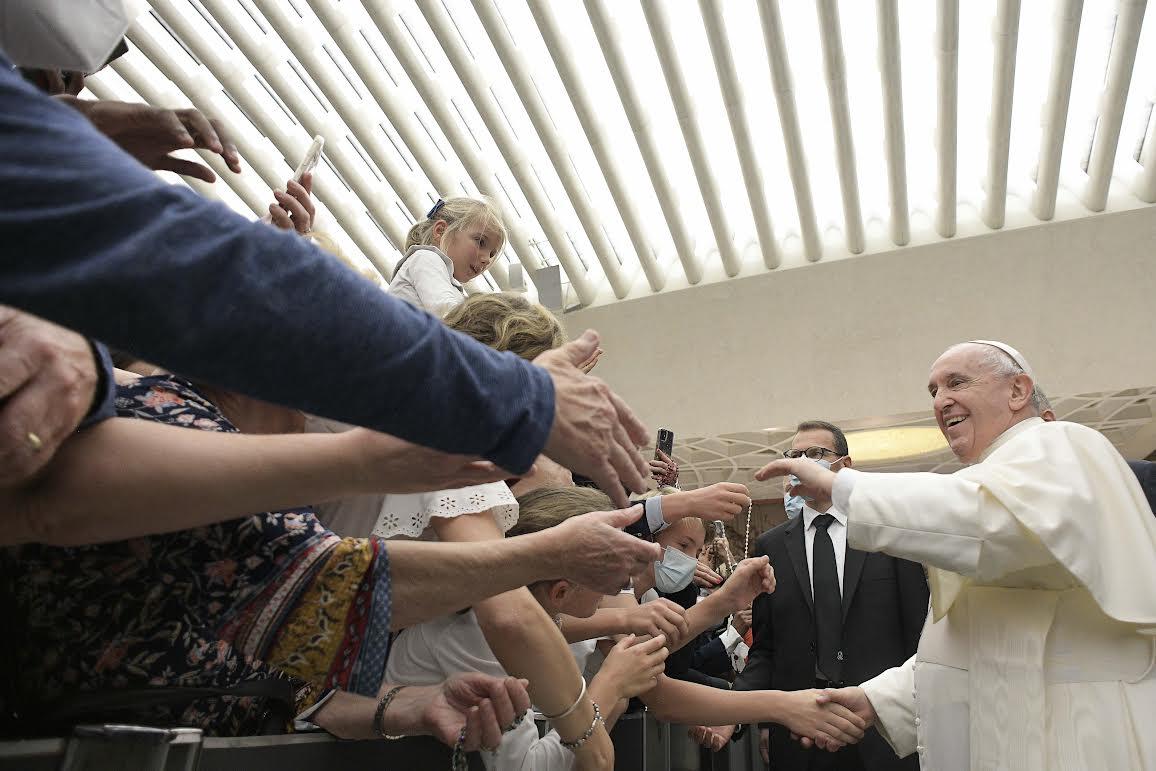 Audience, 27 oct. 2021 © Vatican Media