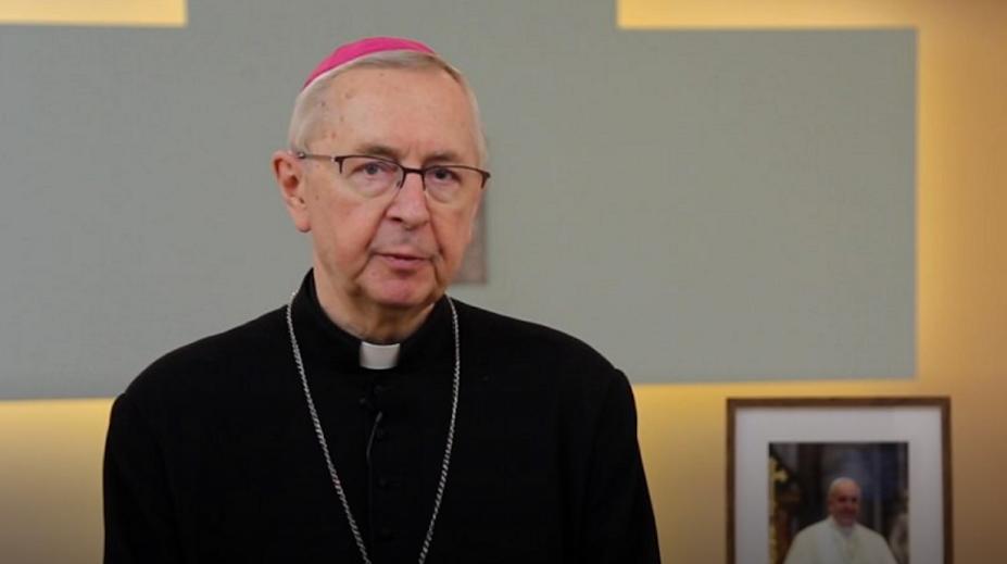Mgr Stanisław Gądecki © Conférence épiscopale polonaise