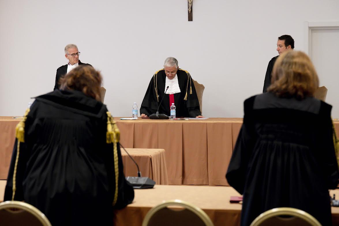 Procès/pré-séminaire de San Pio X: le p. Martinelli et le p. Radice acquittés