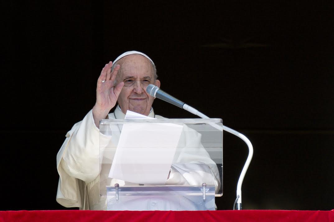 angélus, 10 oct. 2021 © Vatican Media