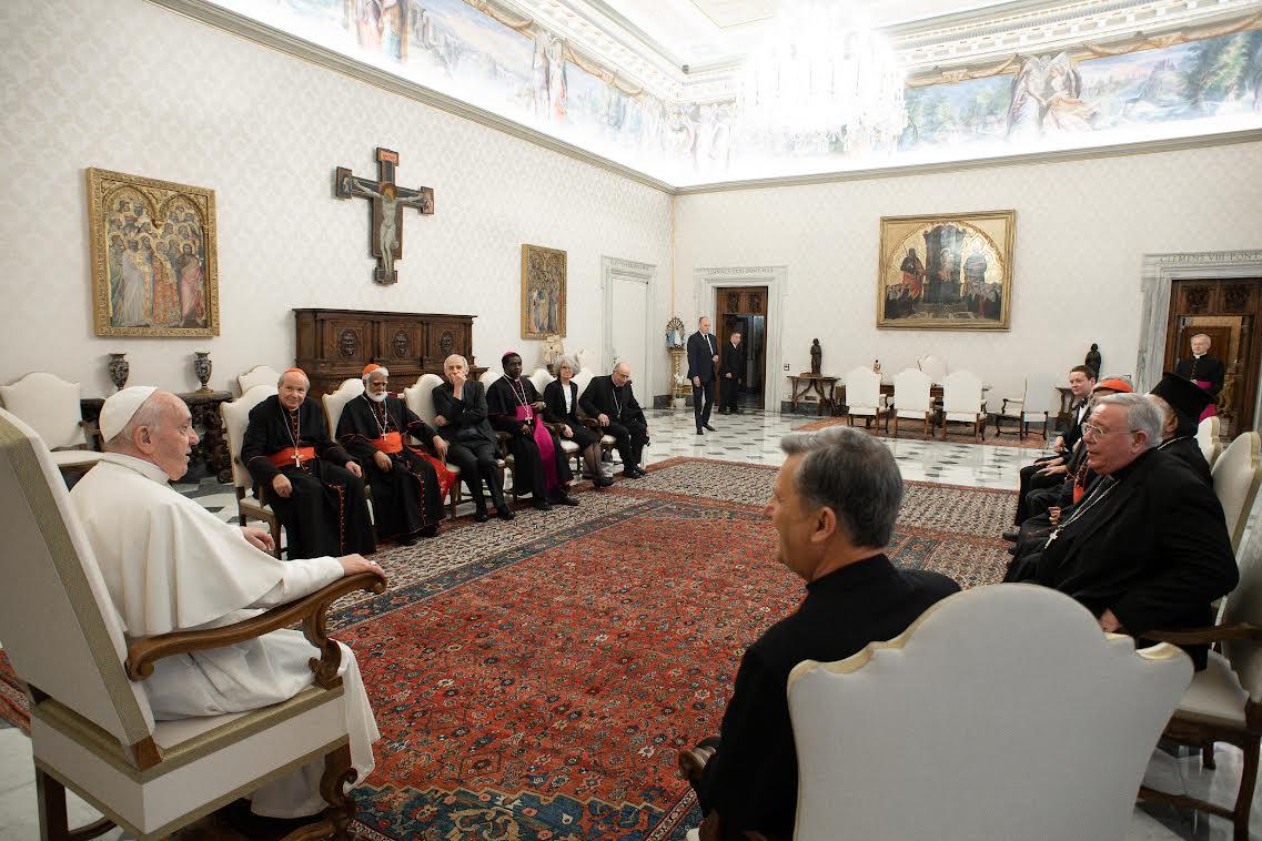 Conseil du Secrétariat du Synode des évêques © Vatican Media