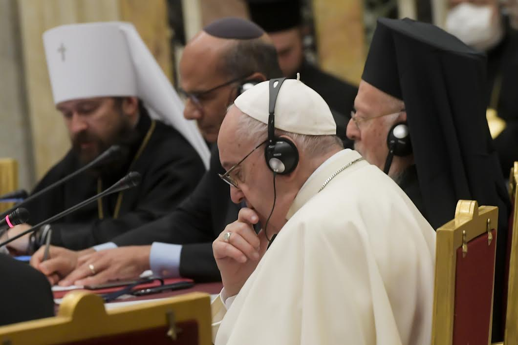 Pacte éducatif mondial © Vatican Media