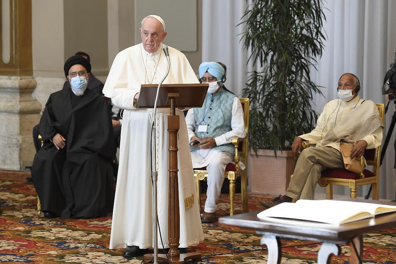 Foi et science © Vatican Media