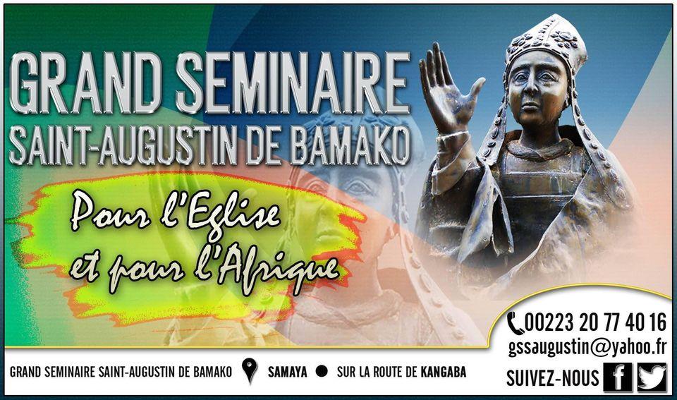 Séminaire Saint-Augustin de Bamako © FB