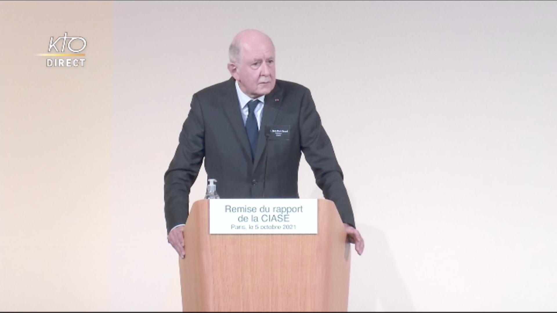 «La protection des enfants doit mobiliser toutes les institutions», déclare M. Sauvé