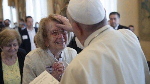 Marie-Hélène Mathieu © Vatican Media