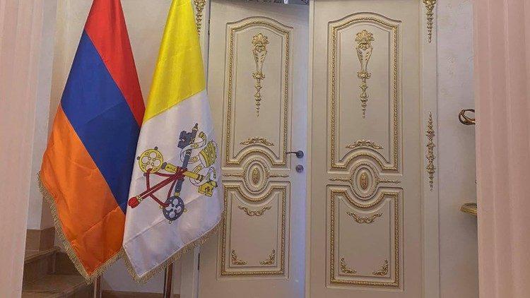 Nonciature à Erevan (Arménie) © Vatican News