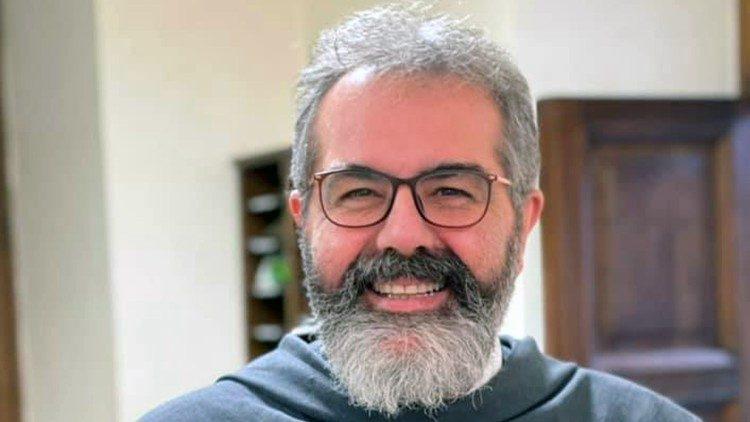 Le p. Agnello Stoia ofmconv. © Vatican News