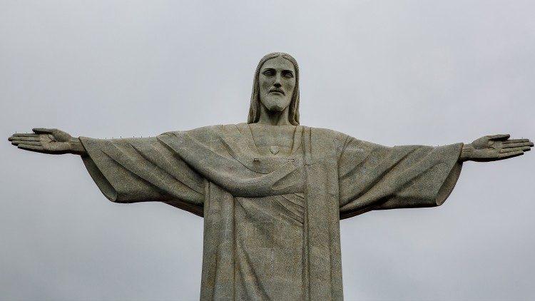 Le Christ Rédempteur du Corcovado (Rio de Janeiro, Brésil) © Vatican News