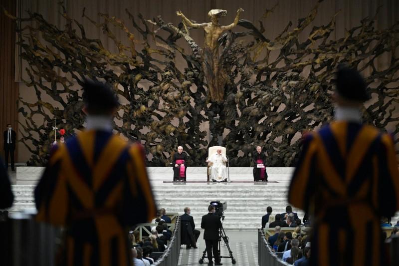 Audience, 13 oct. 2021 © Vatican Media